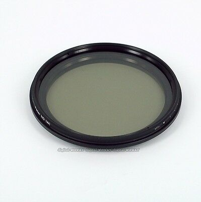 52mm 52 mm fader ND Lens Filter adjustable variable ND2 ND4 ND8 ND10 to ND400