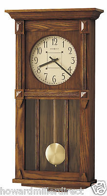Howard Miller 620-185 Ashbee - Mission Style Clock