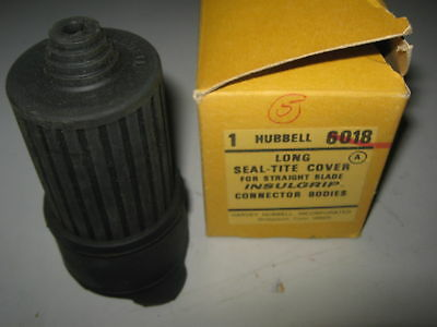 Hubbell Long Seal-Tite Cover  Insulgrip  6018 *Nib*