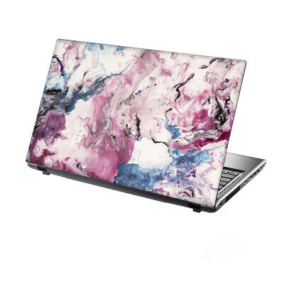 """17"""" Laptop Skin Cover Sticker Decal Steel Plate 203"""