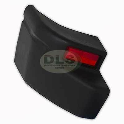 LH Rear Bumper End Cap Land Rover Discovery 1 VIN MA081992 on (AWR2985PMD)
