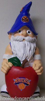 New York Knicks NBA Team Gnome