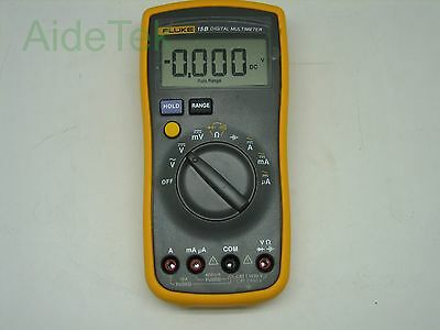 New FLUKE 15B Digital Capacitance AV-Ohm Measurements Multimeter Meter