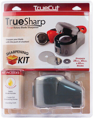 Grace TrueSharp Power Rotary Sharpener 28mm, 45mm, 60mm