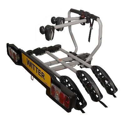 Witter ZX203 Tow Bar Mounted 3 / Three Bike Cycle Carrier
