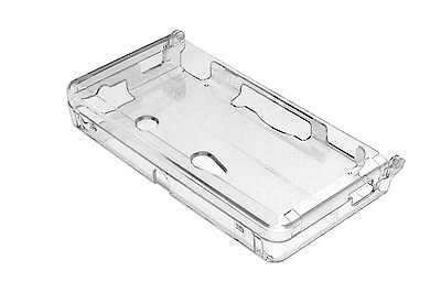 3DS Crystal Clear Protective Hard Case - BRAND NEW