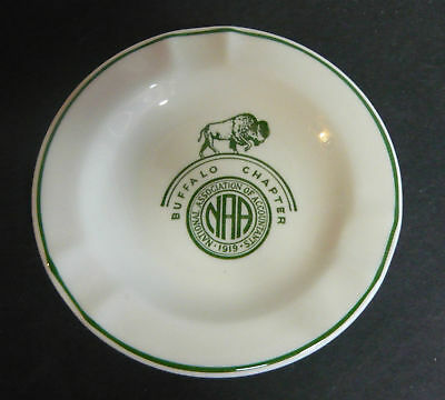 NATIONAL ASSOCIATION OF ACCOUNTANTS ASHTRAY BUFFALO