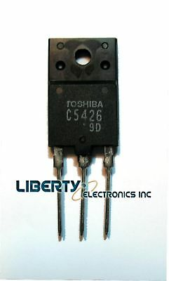 NEW 2SC5426 Hitachi Transistor To-3p 1500v 10A 50W
