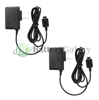 2x Home AC Charger for AT&T Pantech Impact P7000 P-7000