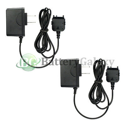 2x Home Wall AC Charger for Nextel i560 i580 i355 i530