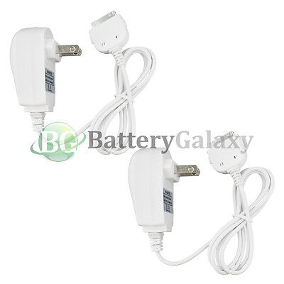 2x Home AC Charger for Verizon ATT Apple iPhone 4 4G 4S