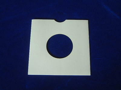 "200 7"" White Card Record Sleeves / Masterbags / Covers"