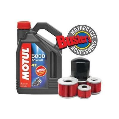 Motul 5000 OIL AND FILTER GSF 1250 BANDIT 2007 - 2011