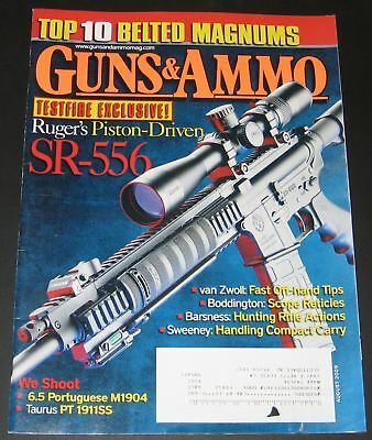 Guns & Ammo Magazine August 2009