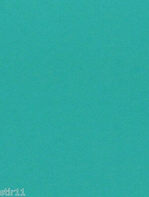 25 Sheets - Teal Cardstock - 65# Astrobright 8.5 x 11