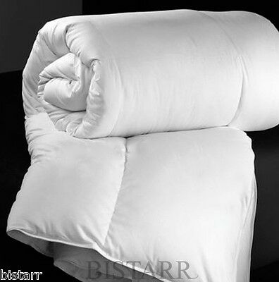 Duvet Quilt, Single Double King Size 4.5 10.5 13.5 15 Tog, Corovin Or Polycotton