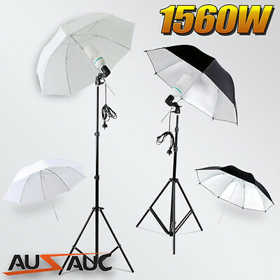 Professional Photography Reflector Umbrella Lighting