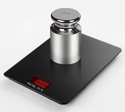 5kg/1g Electronic Digital Kitchen Scale Postal Scales