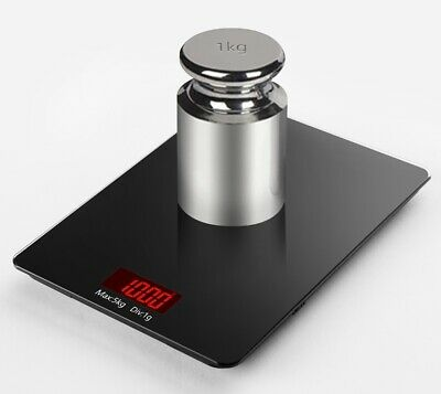 New 5kg/1g Electronic Digital Kitchen Scale Postal Scales Free postage