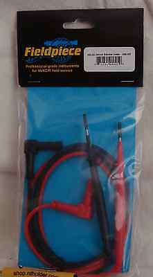 Fieldpiece ADLS2 Deluxe Silicone Test Leads NEW