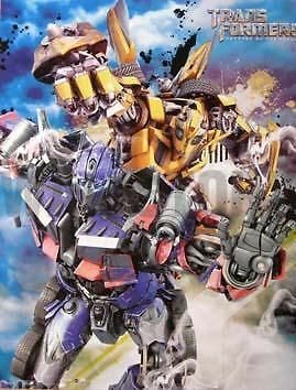 Transformers Revenge Official Poster New Mp1126 (6)