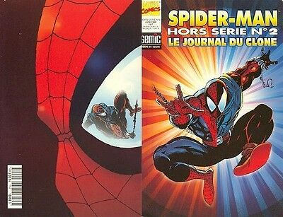 Comics Français  SEMIC  SPIDERMAN hors serie N° 2