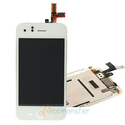 for iPhone 3GS Full LCD Screen & Touch Digitizer Glass Assembly Replacement New