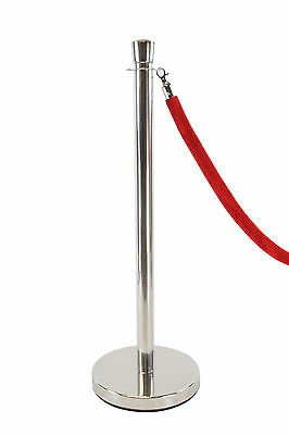 Stainless Steel Crowd Control Stand