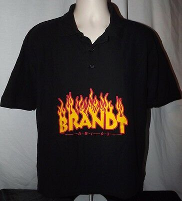 A-B-I BRANDT ABITUR 2003 Pre-owned Polo T-Shirt(XL)