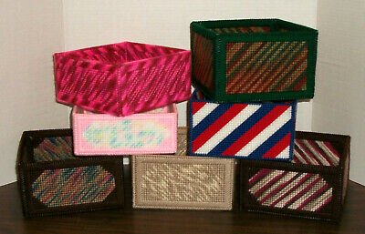 FREE SHIP NEW UNIQUE Handmade NAPKIN HOLDER Holders Assorted Colors Available