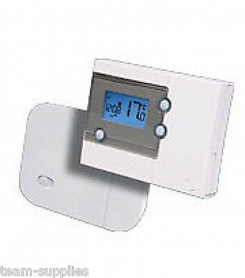 Salus Rt500Rf Digital Programmable Wireless Room Thermostat Rf Stat *new*