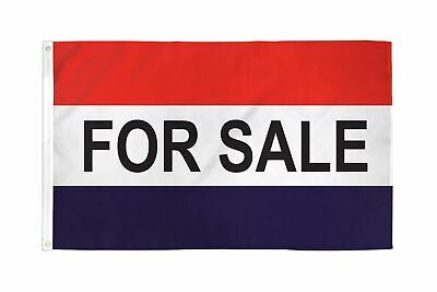 SALE Flag 3/' x 5/' Red Banner Sign Wholesale Lot of 10 rwF