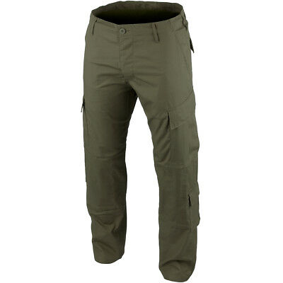 Acu Ripstop Army Combat Cargo Trousers Mens Tactical Security Olive Od : S-Xxl