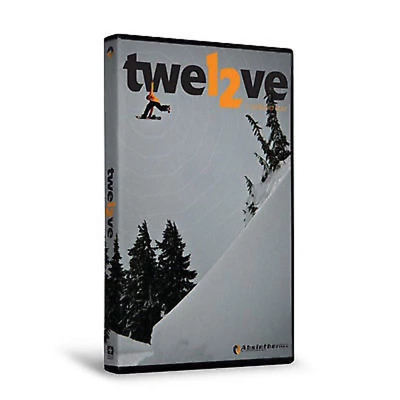 Absinthe Films twe12ve Snowboard DVD Twelve