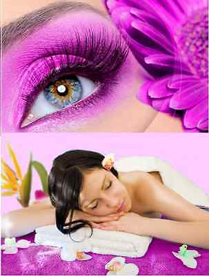 Top Visagist Permanent Make Up & 3 Wellnessmassagen Selbststudium 6 Zertifikate