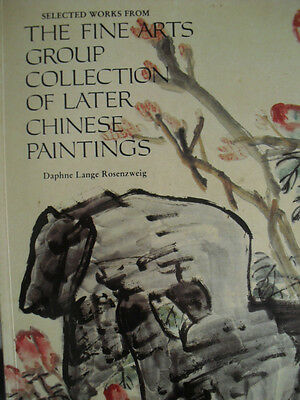 Selected Works from the Fine Arts Group Collection of Later Chinese Paintings