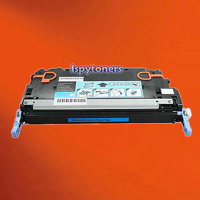 Cyan Toner Q6471A 71A Toner 4,000 pages yield for HP LaserJet