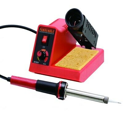 28020 Fahrenheit Analogue Variable Temperature 150 - 480°C 58W Soldering Station