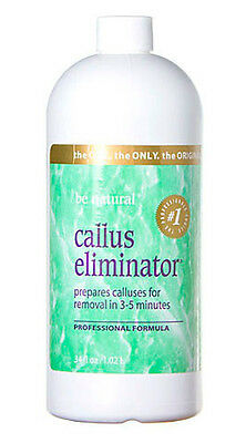 The Original Be Natural Callus Eliminator 34 Oz.