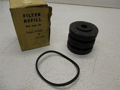 FILTER REFILL FOR USE IN FRAMF1210 & FG1210