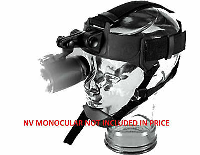 Monocular Night Vision Goggle Head Mount | Night Games Hiking Boating Hands Free