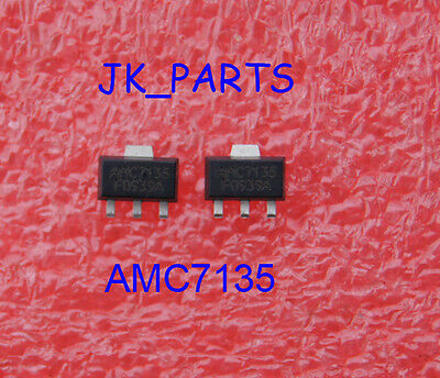 10pcs AMC7135 350mA LED driver SOT-89