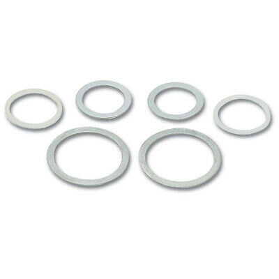 10 x 8MM COPPER SEALING M8 SEAL FUEL SUMP GASKET 8.0MM WASHERS OD 11MM    KW96