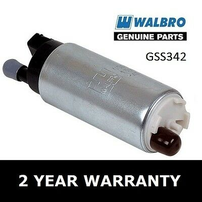 Genuine Walbro 255 Fuel Pump Upgrade - Mazda Rx8 (All Models) - 2 Year Warranty