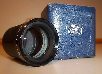 ISCO Cinelux-Xenon MC 16mm projector lens 55mm Minty Fast F1.8