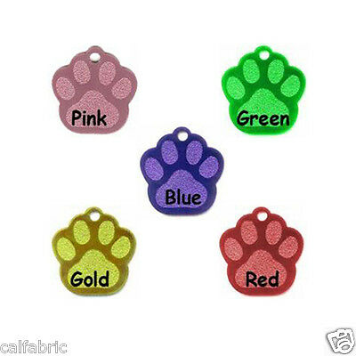 Free Custom Engraved Dog Tag Cat Tag Pet ID Name Tags Plus Free Shipping