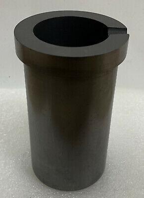 GRAPHITE CRUCIBLE FOR MELTING GOLD SILVER  2Kg CAPACITY