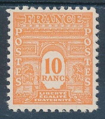 Cl - Timbre De France N° 629 Neuf Luxe **