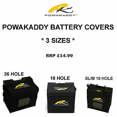 Powakaddy Battery Cover Battery Bag Battery Case Hillbilly Motocaddy 18 36 Hole