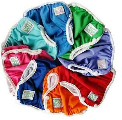 HUGE CLEARANCE SALE - HAPPY BABES Swim Nappy ( Small / Med / Large ) Adjustable